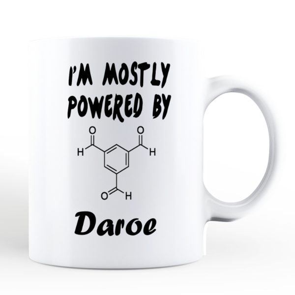 Mostly powered by daroe